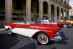 Vintage car of Havana Royalty Free Stock Photos