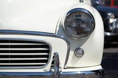 Vintage car,head light Stock Image