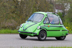 Vintage car Heinkel 154 from 1959 Stock Images