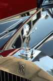 Vintage car hood ornament Stock Photography