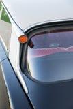 Vintage car indicator Royalty Free Stock Photo