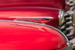 Vintage car insignia Royalty Free Stock Images