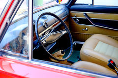 Vintage Car Interior Detail Royalty Free Stock Images