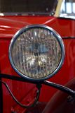 Vintage Car Light Stock Image