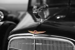 Vintage Car Logo Cadillac 370 D Fleetwood 1935 Year