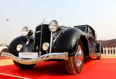 Vintage car, Mayback SW 38 C Royalty Free Stock Photo