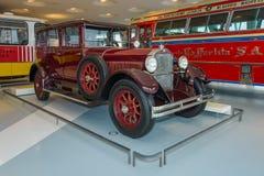 Vintage car Mercedes-Benz 12/55 PS Pullman-Limousine, 1927. Stock Image