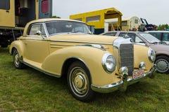 Vintage car Mercedes-Benz 300S Coupe (W188) Stock Images