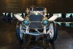 Vintage car Mercedes 75 PS Doppelphaeton, 1907 Royalty Free Stock Image