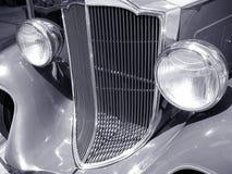 Vintage Car Miami Florida. Detail Royalty Free Stock Image