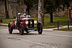 Vintage car 469 Royalty Free Stock Photography