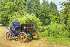Vintage car Royalty Free Stock Photography