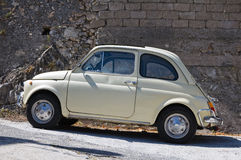 Vintage car. Stock Photo