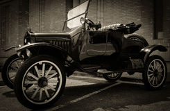 Vintage car Stock Photography