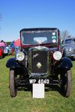 Vintage Car Rally 18 April 2015. 18 April 2015 Car Rally at Longbridge, England. Annual rally of vintage MG Rover cars after the Company went out of business in Royalty Free Stock Images