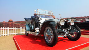 Vintage car, Rolls Royce, Silver Ghost Stock Photo
