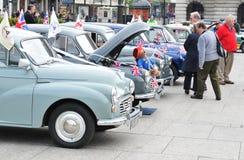 Vintage car sale Stock Photo