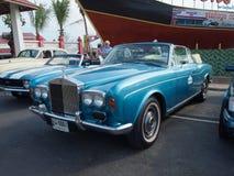 Vintage car show Stock Images