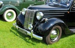 Vintage car show Royalty Free Stock Photo