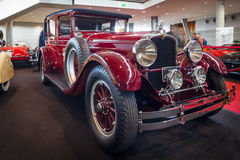 Vintage car Stutz Vertical Eight Brougham, 1927. Royalty Free Stock Image