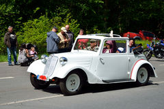 Vintage car Tatra Stock Image