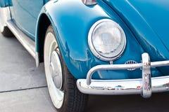 Vintage car at thailand Stock Photos