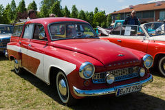 Vintage car Wartburg 311 Stock Images