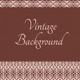 Vintage card Stock Images