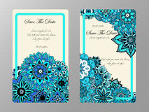 Vintage card tamplate. Wedding invitation, card for your busines Royalty Free Stock Photo