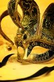 Vintage carnival mask Royalty Free Stock Image