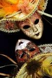 Vintage carnival masks Royalty Free Stock Photography