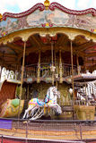 Vintage carousel Stock Photos