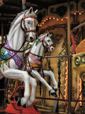 Vintage carousel Stock Photos