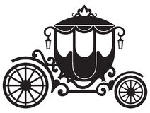 Vintage carriage Stock Photography