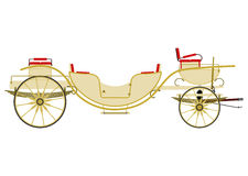 Vintage carriage Stock Image