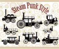 Vintage cars Stock Images