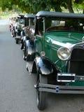 Vintage cars stock image