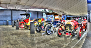 Vintage cars Royalty Free Stock Photography