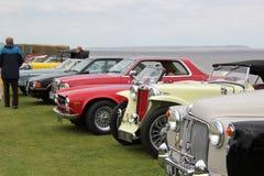 Vintage Cars Royalty Free Stock Photos