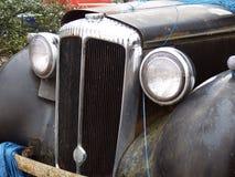 Vintage Cars Rusting Stock Image