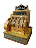 Vintage cash-desk Royalty Free Stock Photography
