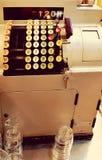 Vintage Cash Machine Stock Photography