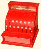 Vintage Cash Register Stock Image