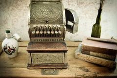 Vintage Cash Register Royalty Free Stock Photos