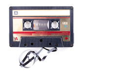 Vintage cassette Royalty Free Stock Image