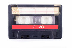 Vintage cassette Stock Photo