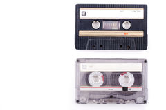 Vintage cassette Royalty Free Stock Photo