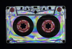 Vintage cassette tape Royalty Free Stock Photo