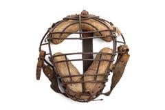 Free Vintage Catchers Mask Royalty Free Stock Photo - 33457215