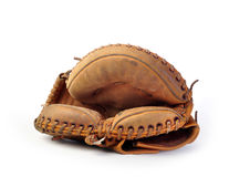 Vintage catchers mitt Royalty Free Stock Photography